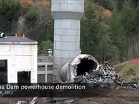 Powerhouse demolition