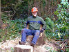 Transformation | Tree Stump to Tree Chair