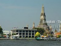 Bangkok, Thailand - HD 2K 4K Time Lapse Stock Footage Royalty-Free