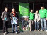 Dantza emanaldi solidarioa izango da Usurben