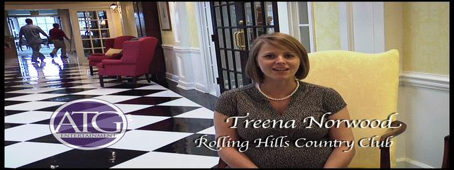 DJ in Monroe, NC gets a review from Rolling Hills Country Club
