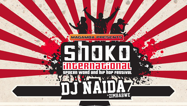 SHOKO! Festival Concert: DJ Naida (Zimbabwe)