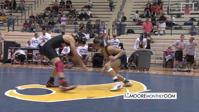Southmoore Wrestling Tournament Recap