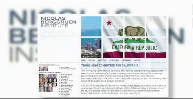 Think Long Committee for California | Nicolas Berggruen Institute