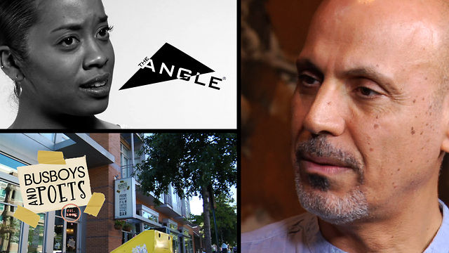 The Angle: Entrepreneurial Activism (Busboys & Poets)