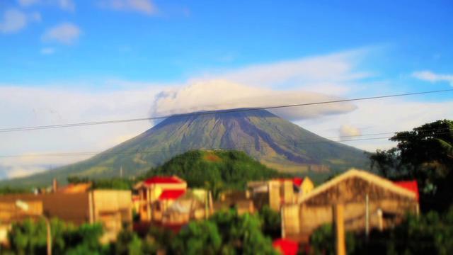 Cloud ♥s Volcano