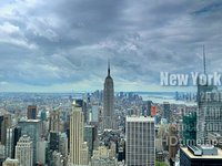 New York City, USA - HD 2K 4K Time Lapse Stock Footage Royalty-Free