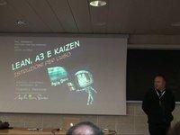 Claudio Perrone - Lean, A3 e Kaizen