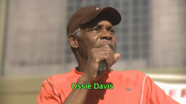 Discurso de Danny Glover en Occupy Oakland (15 de octubre de 2011)