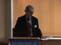 Earth Institute Fellows Symposium:  Meeting the Challenges of Sustainable Development in a Changing World—Part 1