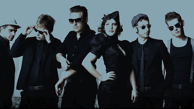 Parov Stelar Band LIVE at Prague
