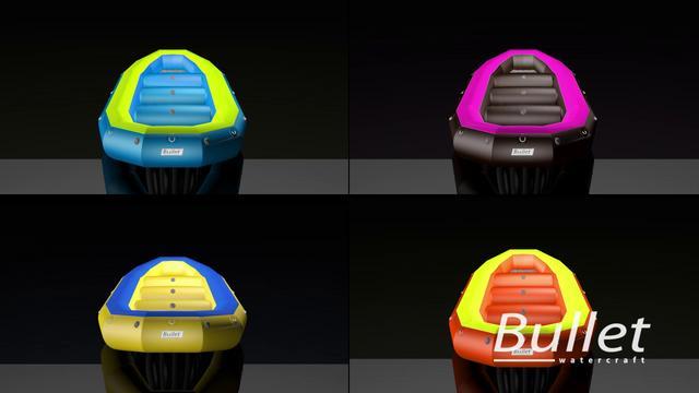 Bullet Watercraft 2012 Series
