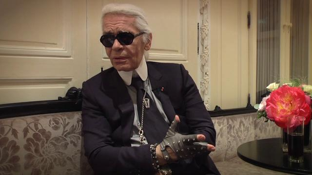 Video | Printemps Holiday Windows by Karl Lagerfeld
