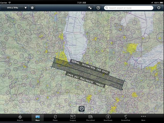ForeFlight Mobile 4.3