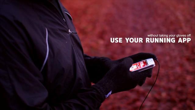 Mujjo Touchscreen sport gloves