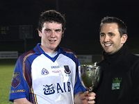 Birthday Boy wins Cup for UL