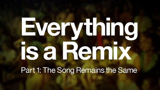 Everything is a Remix Parte 1 [legendado] Video Thumbnail