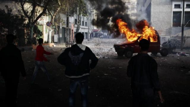 Photojournalist Ed Ou covers the Arab Spring | CBCnews.ca