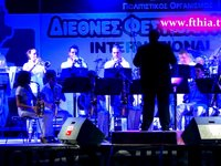 The Magic Brass Orchestra live.13th IYBF of Sindos.Review.