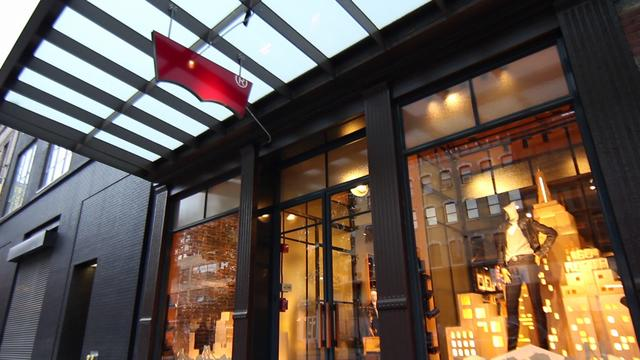 Video | Levi&#8217;s Tailor Shop &#8211; A Look Through