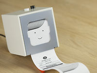 Hello Little Printer, available 2012
