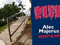Flip Skateboards Welcomes Alec Majerus