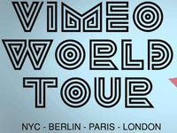 Vimeo World Tour kick off!