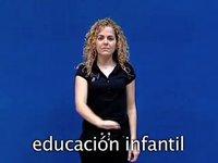 Términos de Integración Social en Lengua de Signos Española