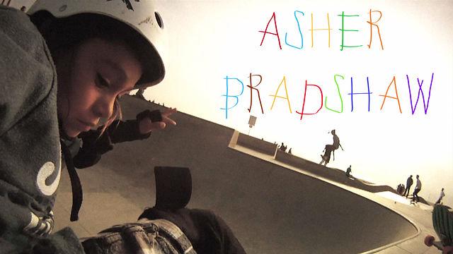 Asher Bradshaw (7 yrs old skater)
