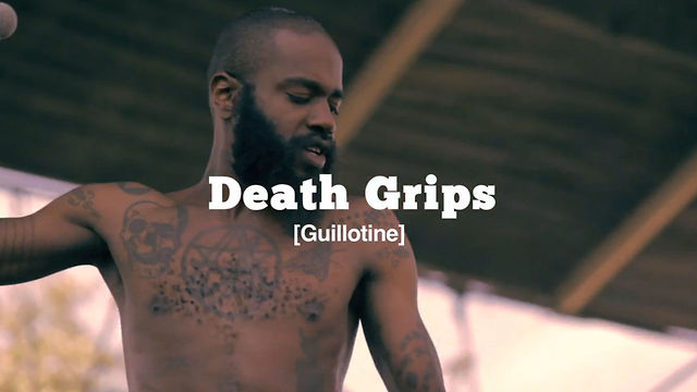 [live tv] #049 Pt. 1-2 Death Grips - Guillotine