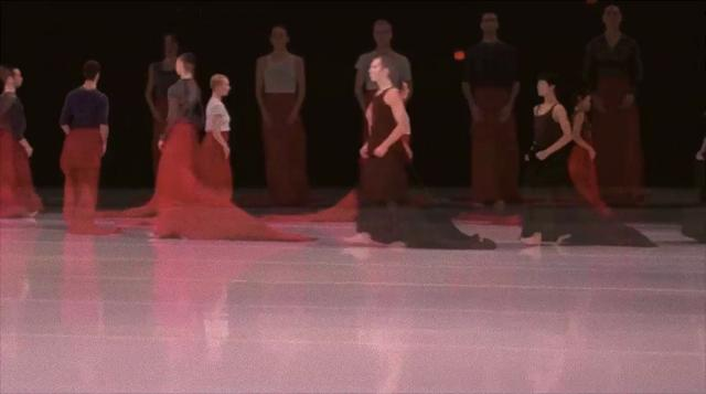 A Minute of Gratitude : Behind The Scenes at The Park Avenue Armory with Shen Wei Dance Arts