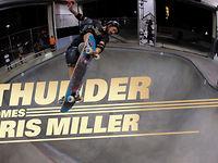 Thunder Chris Miller Lizard 149 Lights