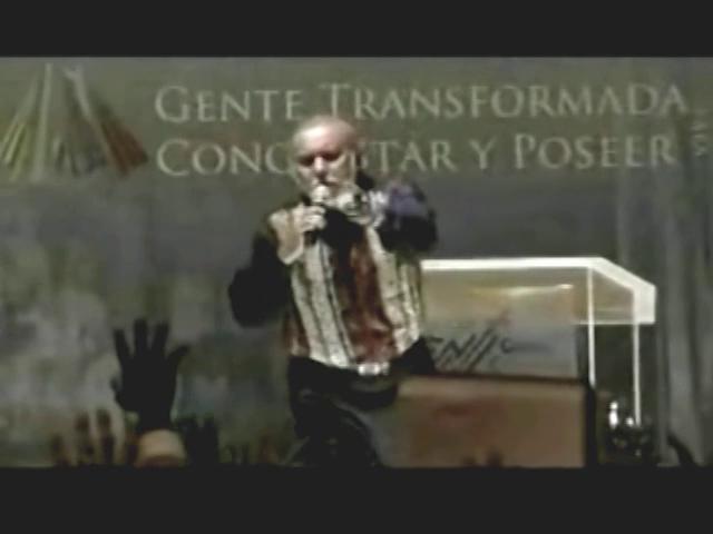 Mensaje en la Conferencia Internacional Gente Transformada para Conquistar y Poseer 2011