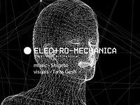 Shigeto & VJ Taras Gesh Live at Electromechanica festival 2011, Saint-Petersburg