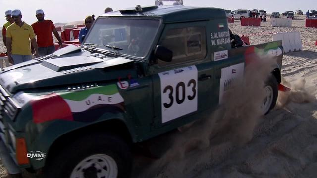 2011 QATAR BAJA Highlights 26'