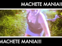 Machete Mania!!! - A Lomokino Super Short (00:31)