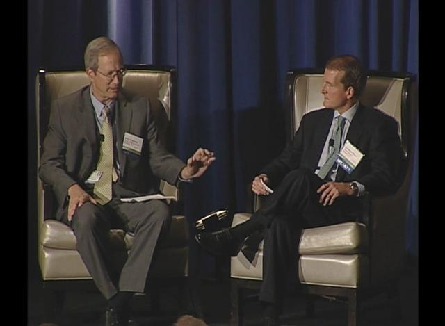 Economic Forecast 2012—Texas Medical Center with John Kajander and Carleton Riser