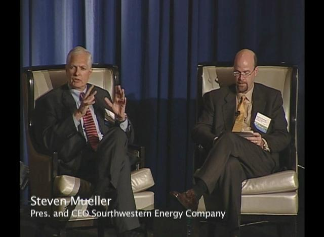 Economic Forecast 2012 &mdash;Energy with Dan Pickering and Steven Mueller