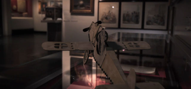Flight At The Museum video