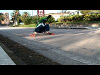 Caserta Longboard- Autumn Sessions