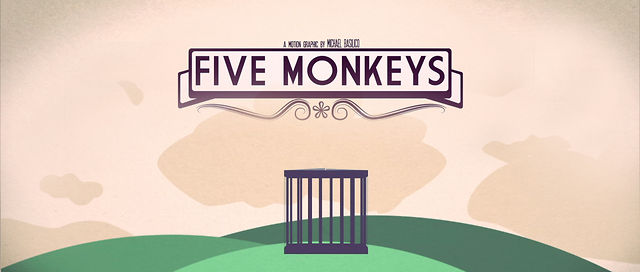 Five Monkeys