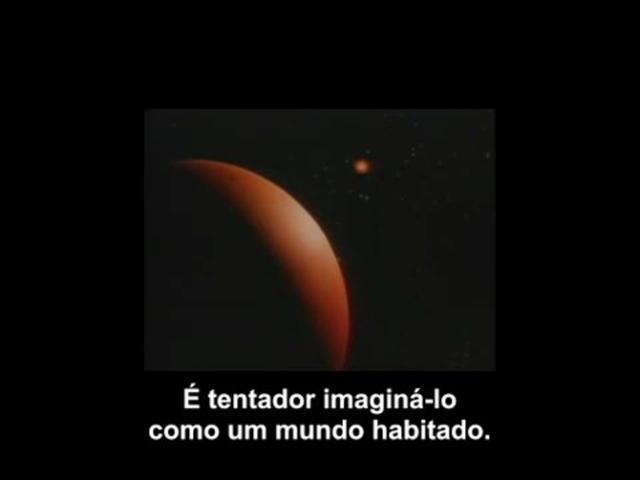 CARL SAGAN-COSMOS-05-O planeta vermelho-Parte1