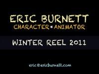 Eric Burnett - Animation Demo Reel - 2011