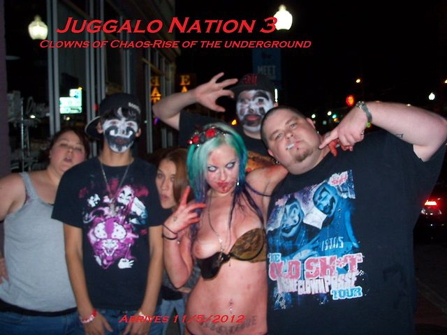 Juggalo Nation 2  20 Years of the Juggalo FamilyIcp Juggalo Family
