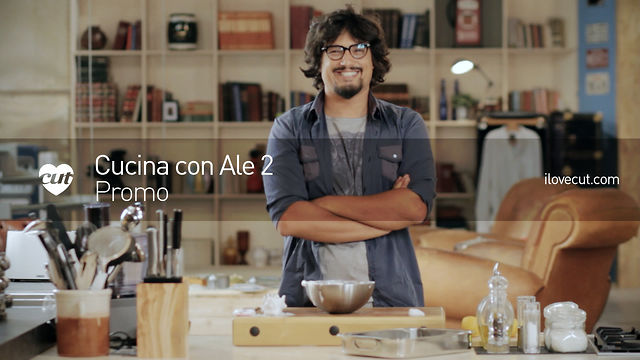 realtime cucina con ale 2 promo on vimeo On a cucina con ale
