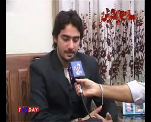 Farhan Ali Waris Interview with TV2day 2008