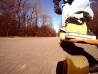 Longboard Skate Sesh with Drift HD Cameras