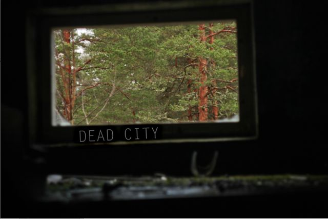 Dead city - Irbene