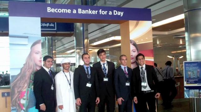 What's it like to work in a bank?
