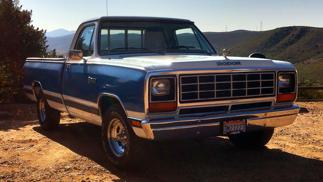 1982 dodge ram d 150 on vimeo. Black Bedroom Furniture Sets. Home Design Ideas